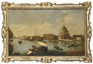 Santa Maria della Salute seen