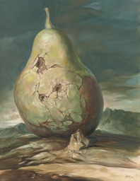 Landscape with Pear