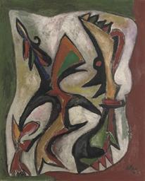 JEAN-MICHEL ATLAN (1913 - 1960)