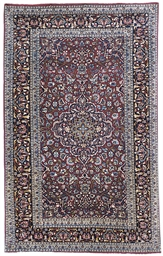 A fine Central Persian rug