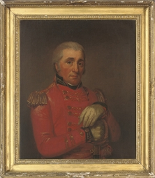 Portrait of General William We