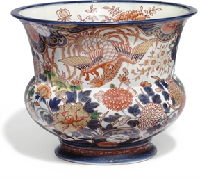 A French Jardiniere in the Jap