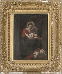 THE MADONNA & CHILD