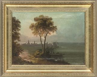 A view of Batavia