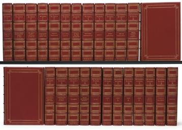 STEVENSON, Robert Louis. Works