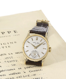 Patek Philippe. An attractive