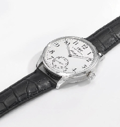 IWC. A fine and rare oversized