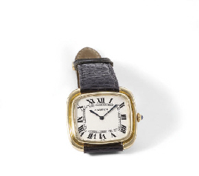 Cartier. An unusual and large