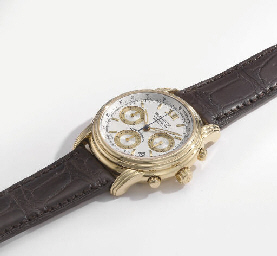 Bucherer. An 18K gold self-win