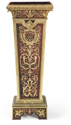 A LOUIS XIV ORMOLU AND LACQUER