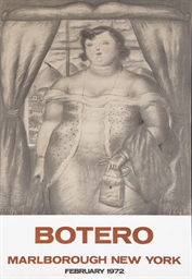 Botero, Marlborough New York,