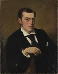 Portrait d'un gentleman belge