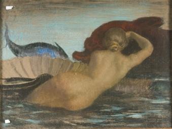 Venus sortant des eaux