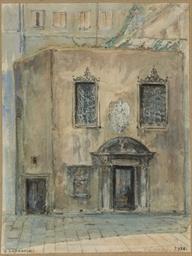 Maison à Venise