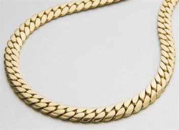 COLLIER OR, PAR CARTIER