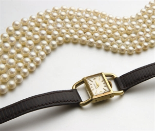 COLLIER PERLES DE CULTURE ET M