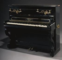 PIANO DROIT DE LA FIN DU XIXEM