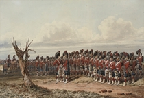 The 42nd Royal Highland Regiment of Foot