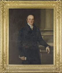 Portrait of George Canning, th