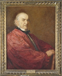 Portrait of William Ewart Glad