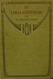 BRAUN, Heinrich Friedrich Wilh