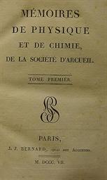 BERTHOLLET, Claude Louis (1748