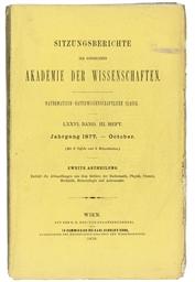 BOLTZMANN, Ludwig (1844-1906).