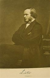 LISTER, Joseph Lister, Baron (