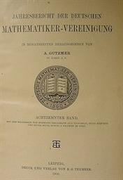 MINKOWSKI, Hermann (1864-1909)