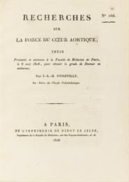 POISEUILLE, Jean Léonard Marie