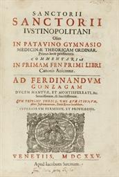 SANTORIO, Santorio (1561-1636)
