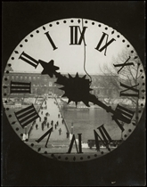 Clock of the Académie Française, 1929
