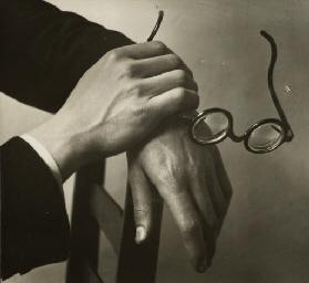 Paul Arma's Hands, 1928