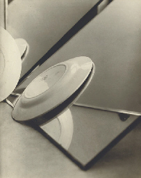 Composition (plates and mirror