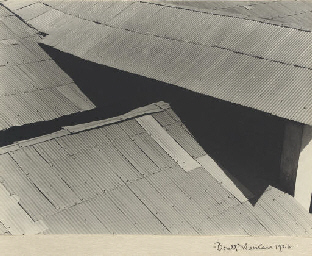 Tin Roofs, Mexico, 1926