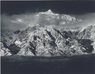 Mount Williamson, Sierra Nevad