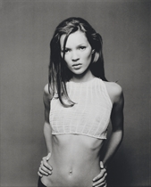 Kate Moss, West Village, NYC, 1992