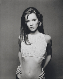 Kate Moss, West Village, NYC,