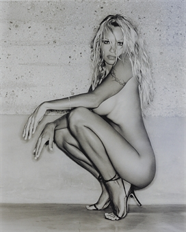 Pam Anderson, Profile #1, Hollywood, 2000