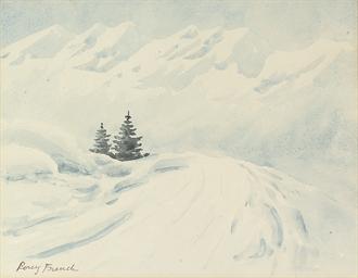 Alpine firs