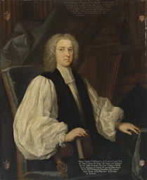 Portrait of Robert Claydon (16
