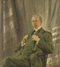 Portrait of Claude Bishop