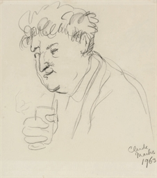 Portrait of Brendan Behan