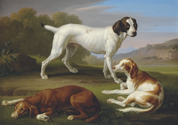 A pointer and two setters in a