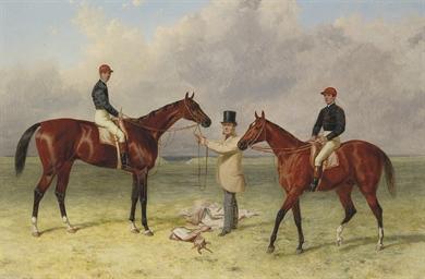 Mr Richard Sutton's bay colt L