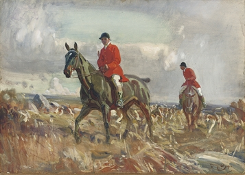 Crossing the moor