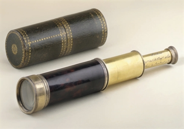 A fine French spyglass