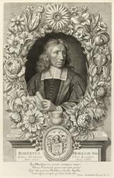 MORISON, Robert, (1620-1683).