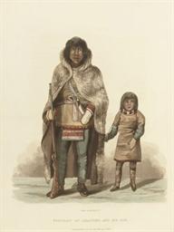 FRANKLIN, John (1786-1847).  N