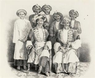 D'OYLY, Charles (1781-1845).